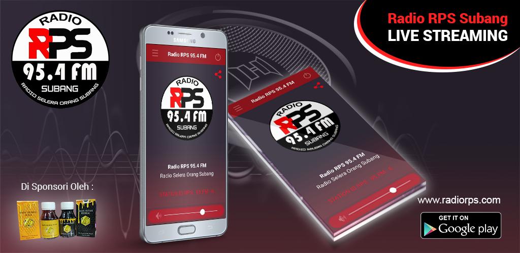 Radio RPS 95.4 FM Subang